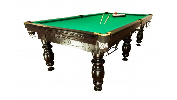 Бильярдный стол Мрия Нова Люкс 9 футов (Ардезия)