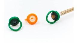 Тримач для кия KS-3240 (пластик, гума, d-3,5cм)