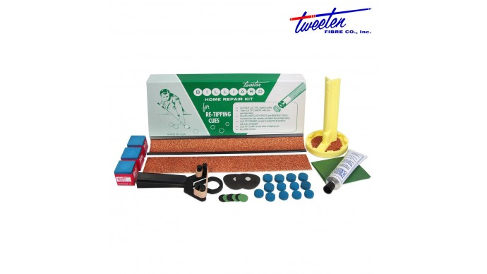 Ремкомплект Tweeten's Cue Repair Kit