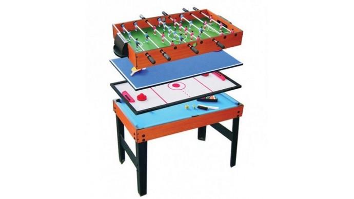 Игровой стол 4 в 1 SANTOS