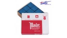 Більярдна крейда Master Blue 12 шт