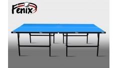 Тенісний стіл для приміщень «Фенікс» Basic Sport M16