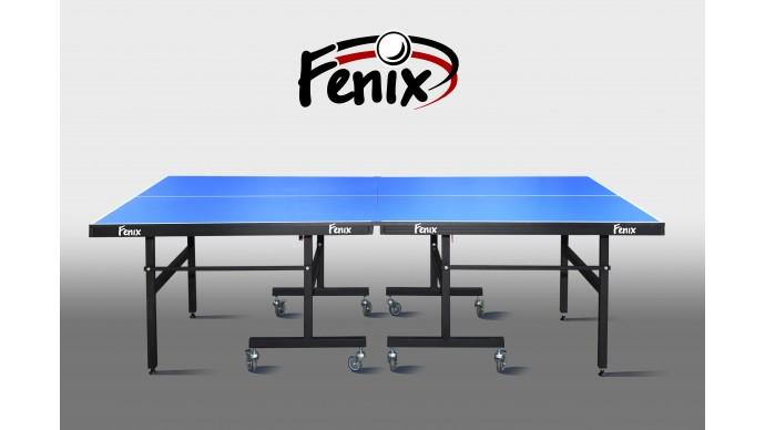 Теннисный стол всепогодный для улицы«Феникс» Master Sport Outdoor F18