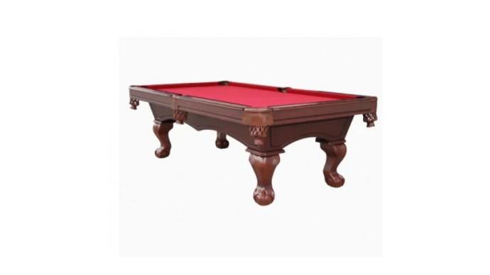 """Більярдний стіл """"Леон"""" 8 футів Пул (ігрове поле ЛДСП)"""