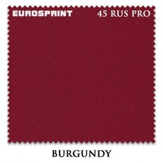 Сукно Eurosprint 45 (Burgundi)