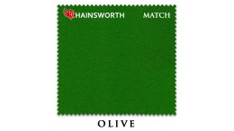 Сукно Hainsworth Match Snooker (Olive)