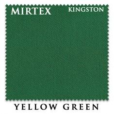 Сукно Mirtex Kingston 760 (Yellow Green)