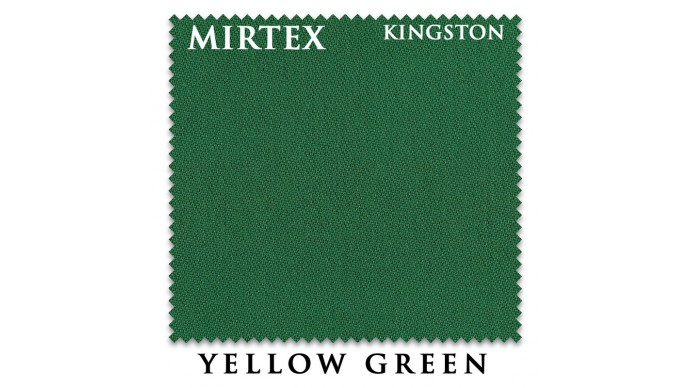 Сукно Mirtex King 760 (Yellow Green)