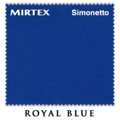 Сукно Simonetto 920 (Royal Blue)