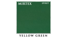 Сукно Mirtex Spirit (Yellow Green)