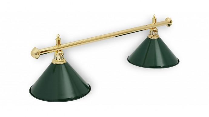 Светильник бильярдный Evergreen 2 плафона