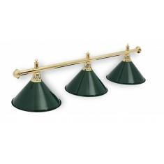 Светильник бильярдный Evergreen 3 плафона