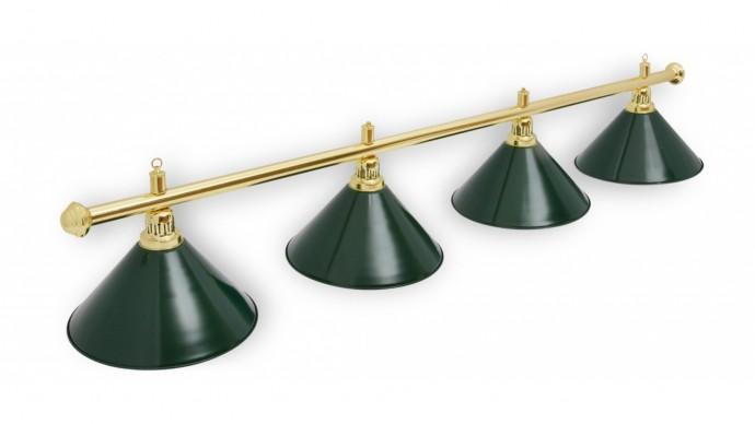 Светильник бильярдный Evergreen 4 плафона